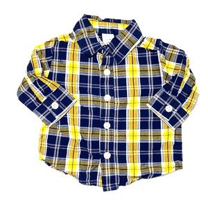 NWOT Plaid Button Front | Old Navy